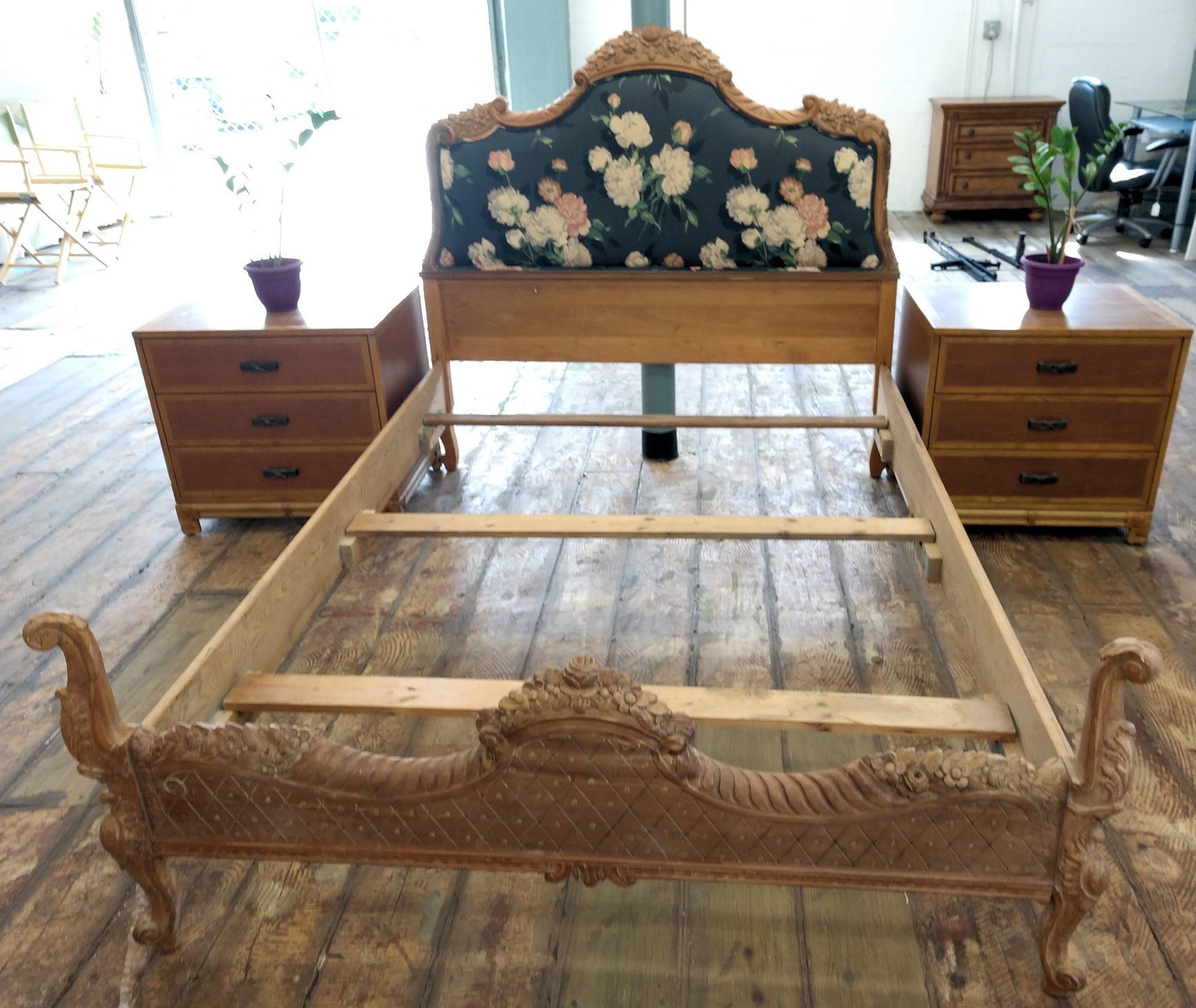 BR0114-Double-Bedstead-Ornate