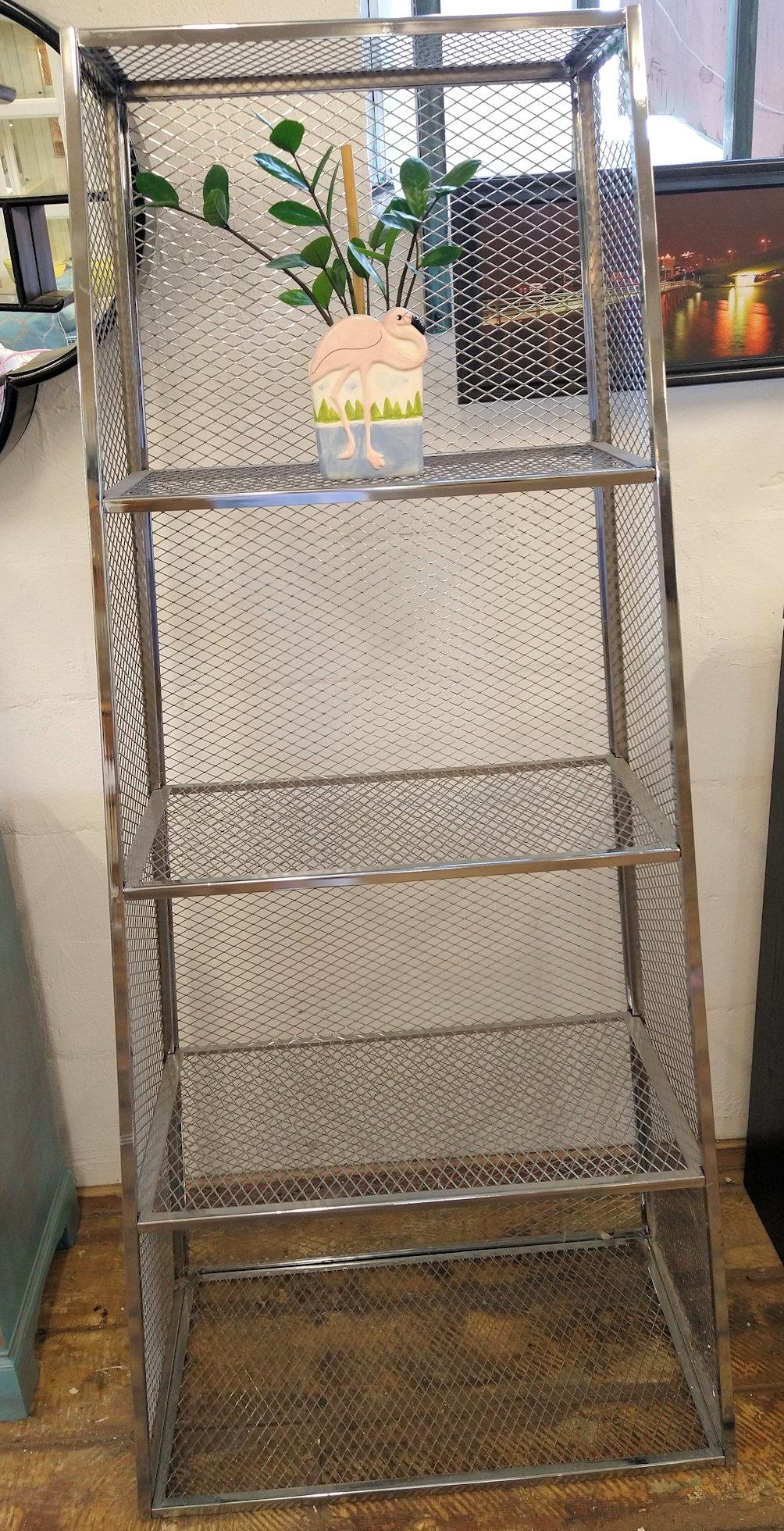 KK0167-Mesh-metal-shelf