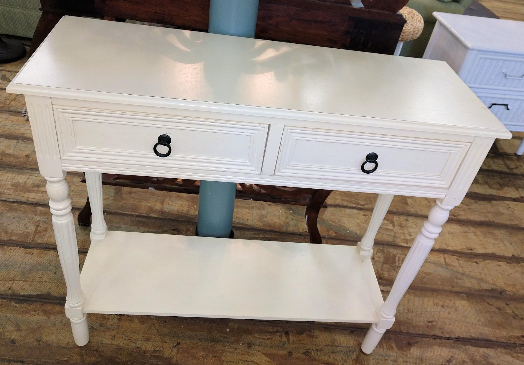 LR0276-Foyer-Table-White