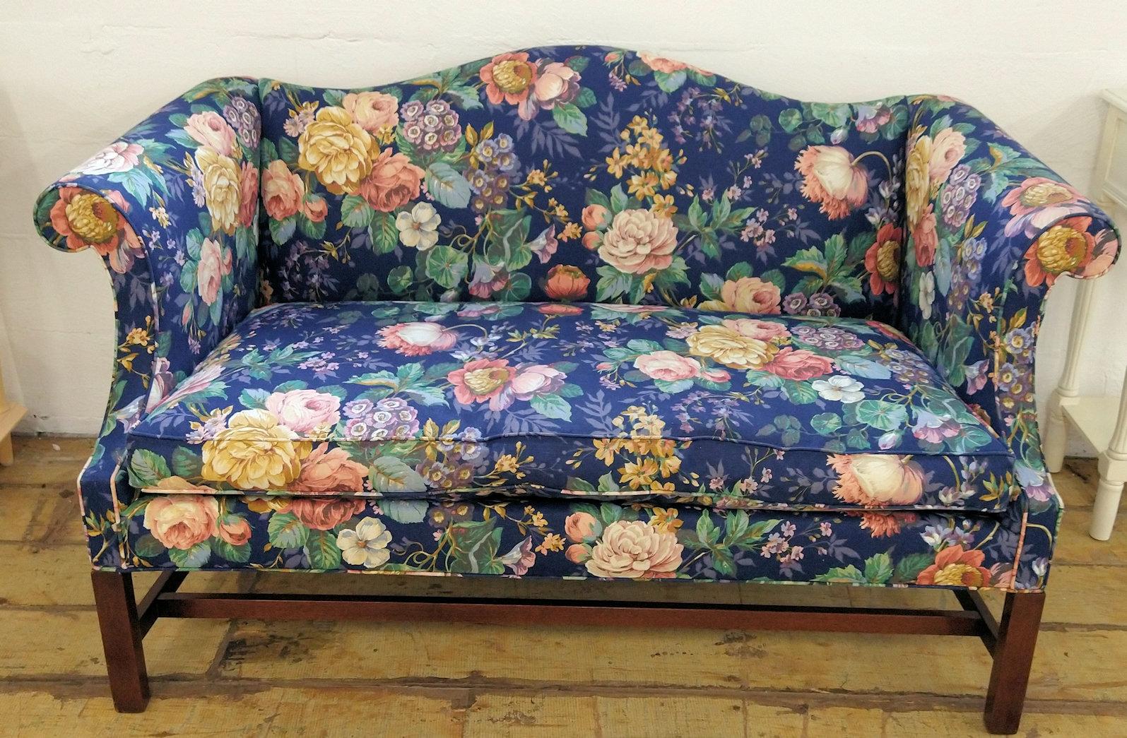 LR0322-Floral-loveseats-SouthwoodL