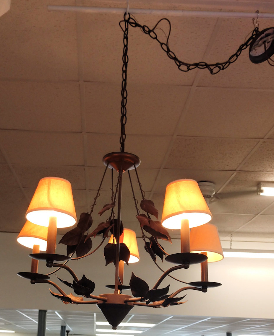 LT0041-Metal-5-lamp-chandelier-bronzefinish