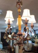 LT0053-Topaz-prisms-chandelier