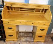 OF0017-Pine-Roll-Top-Desk-open2